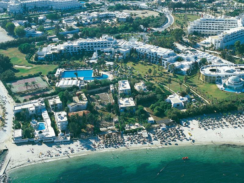 Hotel hasdrubal thalassa sousse tunezja - Hasdrubal port el kantaoui ...