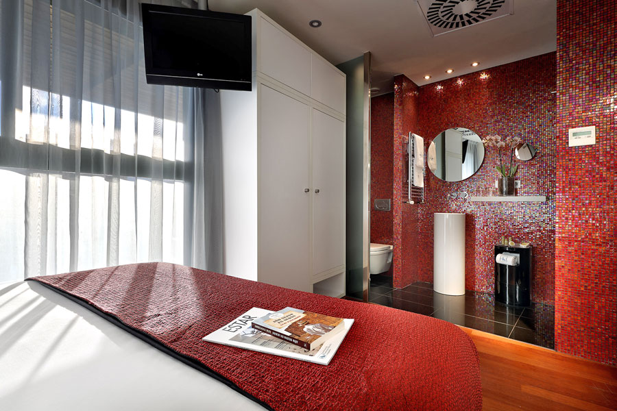 Hotel eurostars bcn design barcelona hiszpania for Designhotel barcelona
