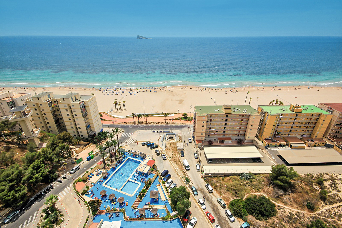 Бенидорм испания отель посейдон турция