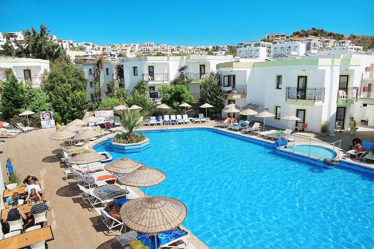 Hotel La Luna Bodrum, Turcja