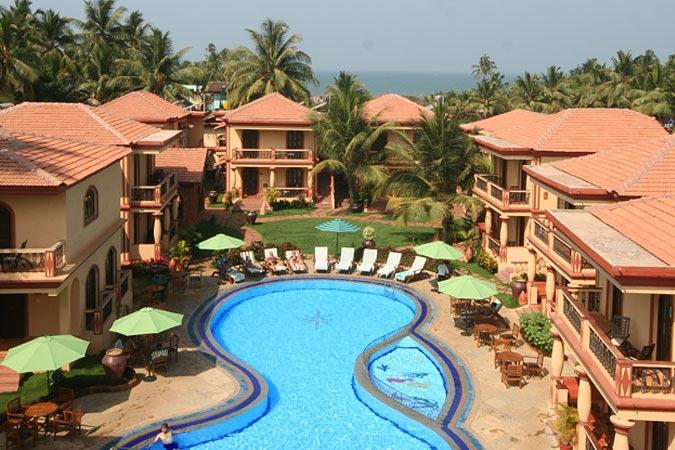 Star Hotels In Goa