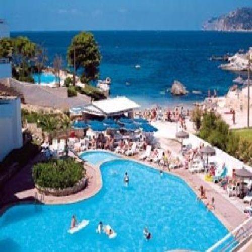 hotel d 39 or jardin de playa majorka hiszpania