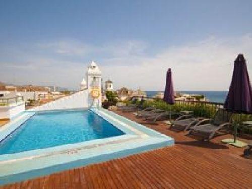 Hotel Plaza Cavana Costa Del Sol Hiszpania