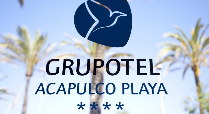 Hotel Acapulco Majorka Hiszpania