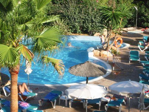 Hotel Allsun Mar Blau Majorka Hiszpania