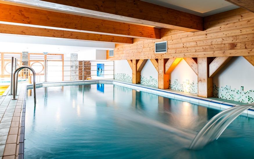 Hotel du golf alpy francuskie francja for Bourg st maurice piscine