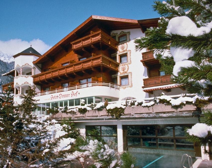 Fulpmes Austria  City new picture : Hotel Donnerhof Tyrol, Austria