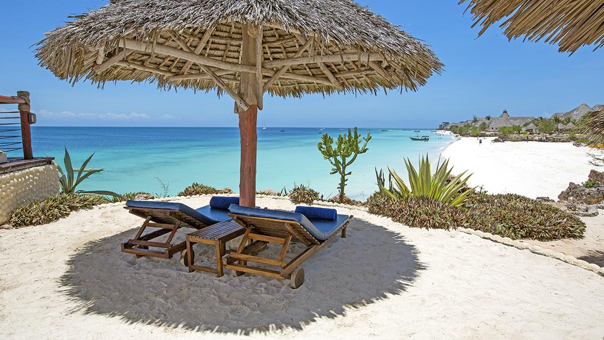 Tanzania zanzibar hotel royal zanzibar beach resort for Plante zanzibar