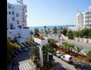 Hotel Yasmine Beach Resort - Widok z tarasu basenowego