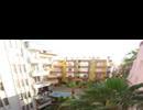 Hotel Blue Star - widok z chyba najgorszego pokoju w hotelu ;). Na szczęście tylko jedna noc.